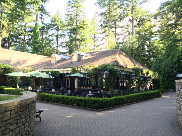 CenterParcs Longleat Grand Cafe