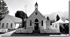 Ralph Connor Memorial church Canmore Alberta Canada by Kevin Dooley