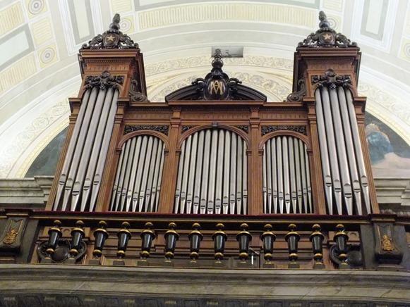 Organo francese, Catedral da Sè - Belém do Parà