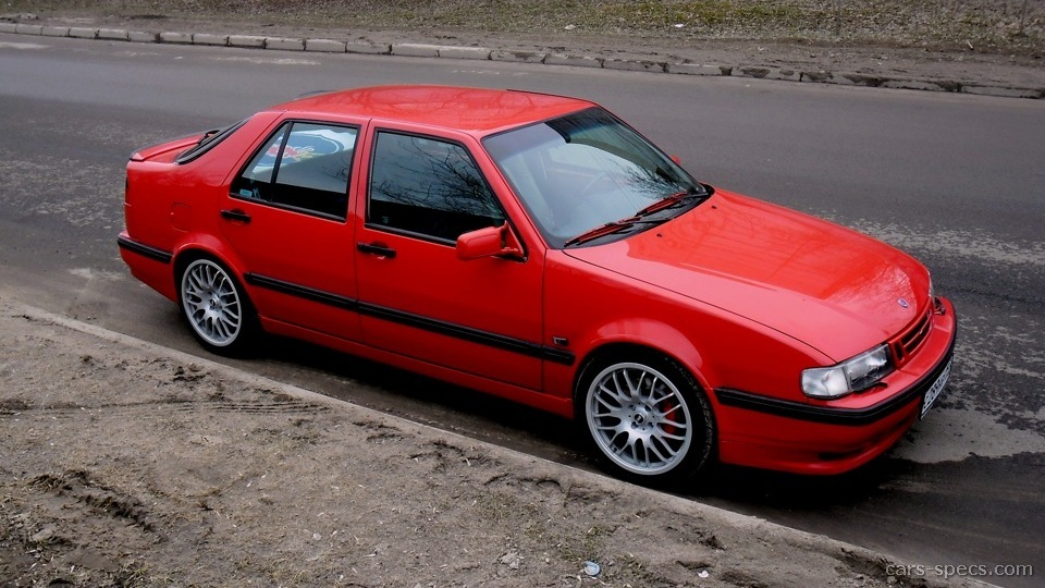 1995 Saab 9000 Aero Specifications Pictures Prices