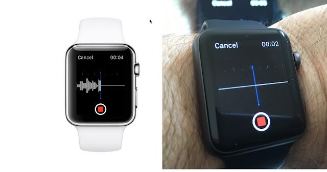 A productive Apple Watch app