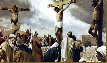 CRUCIFICCION CALVARIO