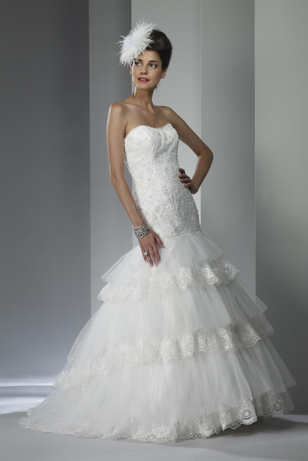Bridal Dresses   Style  9201