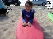 Surfen macht glücklich!