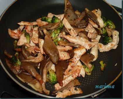 Salteado de pollo Tandoori Masala con verduras5 copia