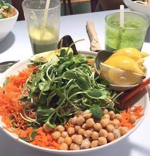 Healthy Restaurants in Toronto, Canada