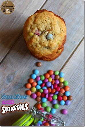 Cookies aux Smarties 9