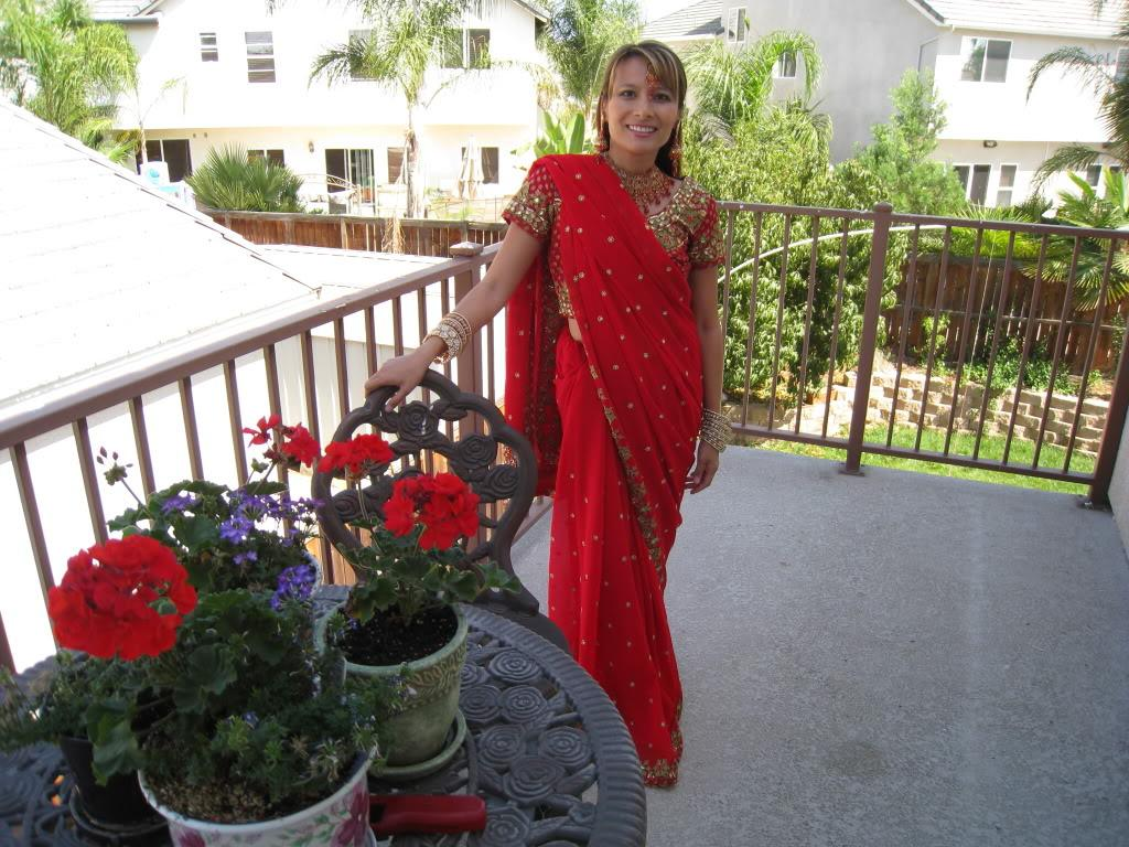 traditional wedding dress?