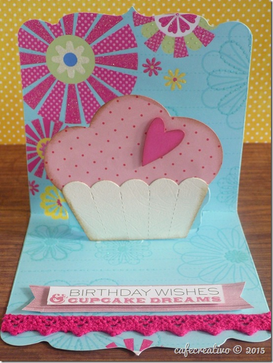 sizzix big shot plus - card pop up cupcake - Pop 'n Cuts (1)