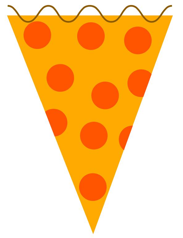 pizza printable at GingerSnapCrafts.com