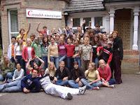 Gruppenfotos des Jahres 2006