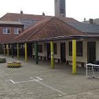 Bouwwerken op onze school