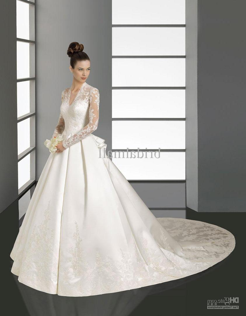 wedding gowns with monarch