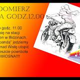 Motocyklistki Topia Marzanne - Edycja III - 18.03.2012