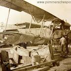 Damaged Friedrichshafen FF.33