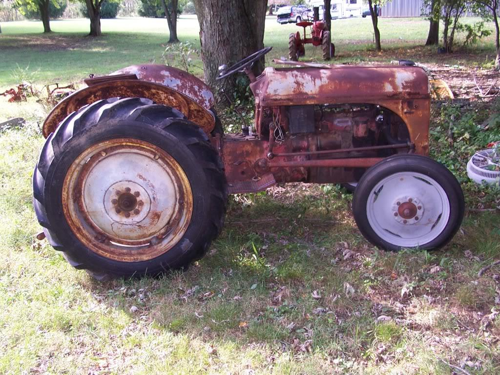 In Reply to: Re: 1948 FORD 8N posted by ROYD on September 28,