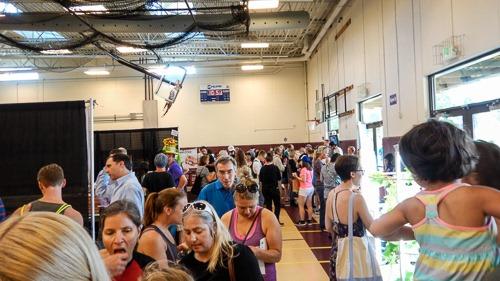 Madison Vegan Fest 2015