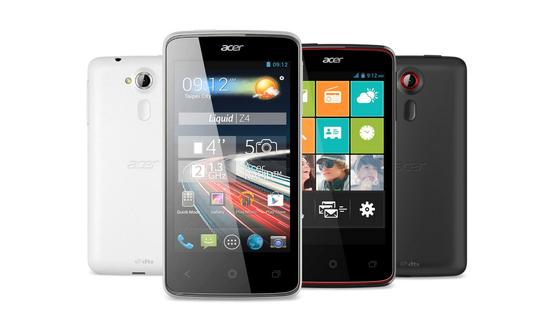 Acer Liquid Z4 - Spesifikasi Lenkap dan Harga