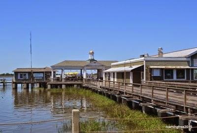 Restaurant at the Jekyll Island Hotel