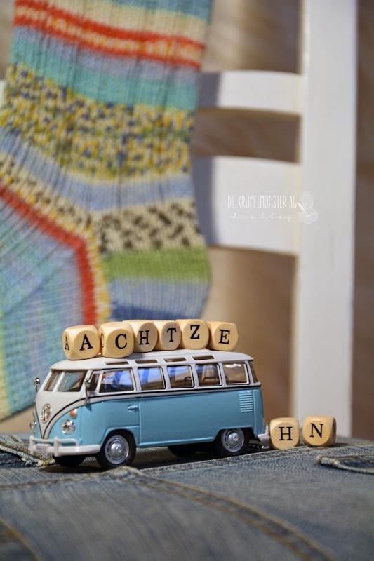 8zehn 20fünfzehn (01) Opal Hunderwasser Autobus-Fenster Rippen Größe 38_40