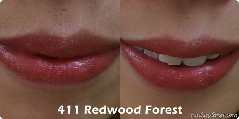 Burts Bees Lip Crayon Redwood forest