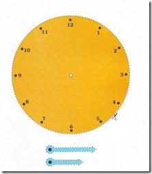 reloj agujas coloreartusdibujos (2)