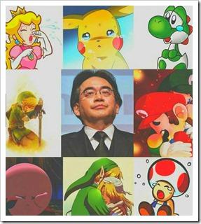 President Iwata