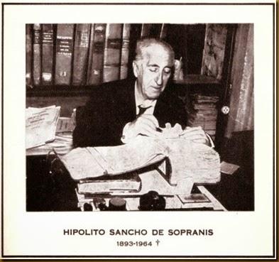 Hipolito Sancho de Sopranis