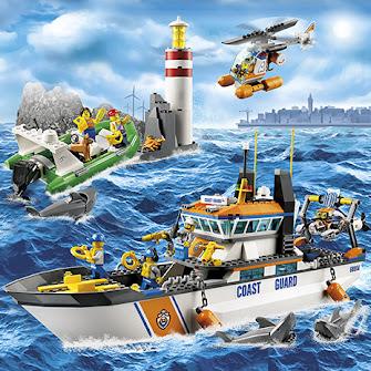 Патруль береговой охраны