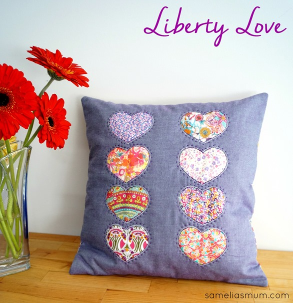 Liberty Love Cushion