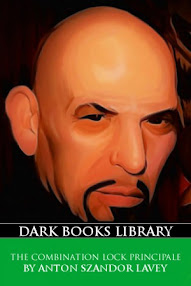 Cover of Anton Szandor LaVey's Book The Combination Lock Principale