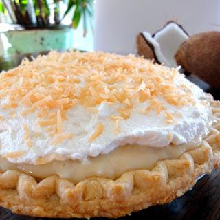 Coconut Pie Coconut Milk Evaporated Milk Recipes