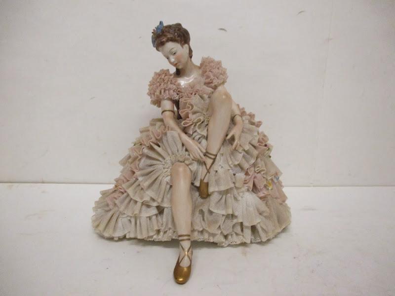 Unterweißbach Porcelain Figurine