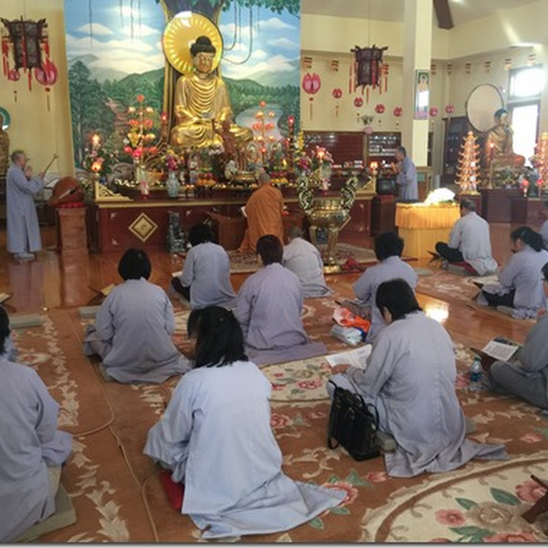 ĐĐ Thích Đồng Thành tại chùa Giác Lâm–9-11/10/2015