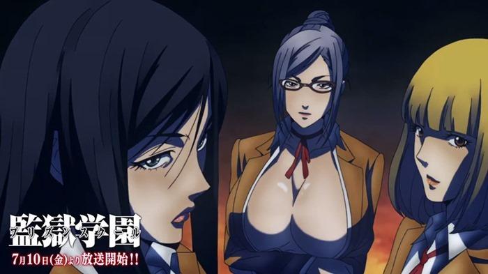 prision school anime