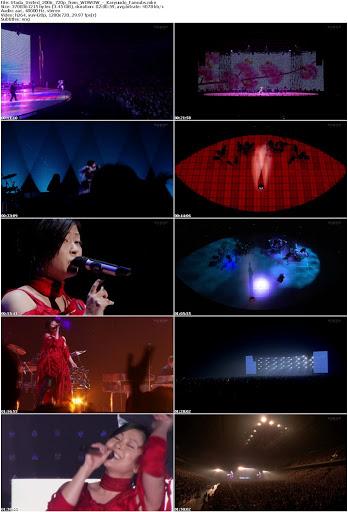 [TV-Variety] 宇多田ヒカル UTADA UNITED 2006 (2006.12.20/MKV/3.45GB)