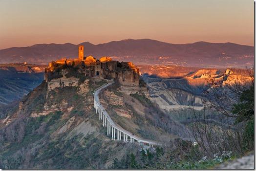 Região do Lazio na Itália