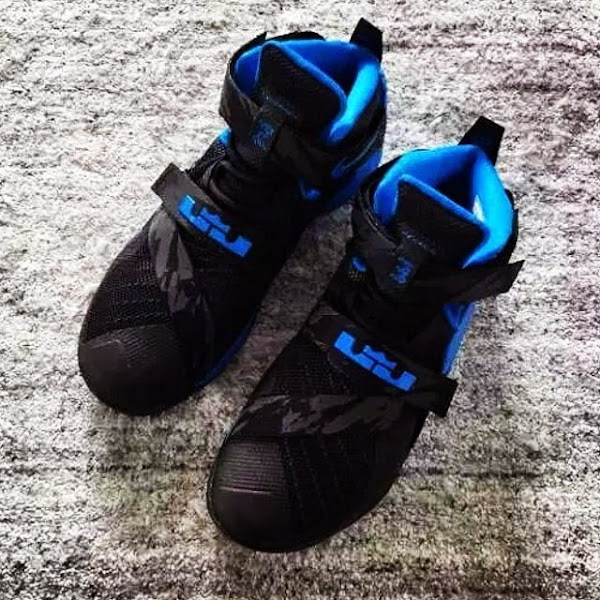 New LeBron Zoom Soldier 9 That8217s Ideal For Kentucky or Duke