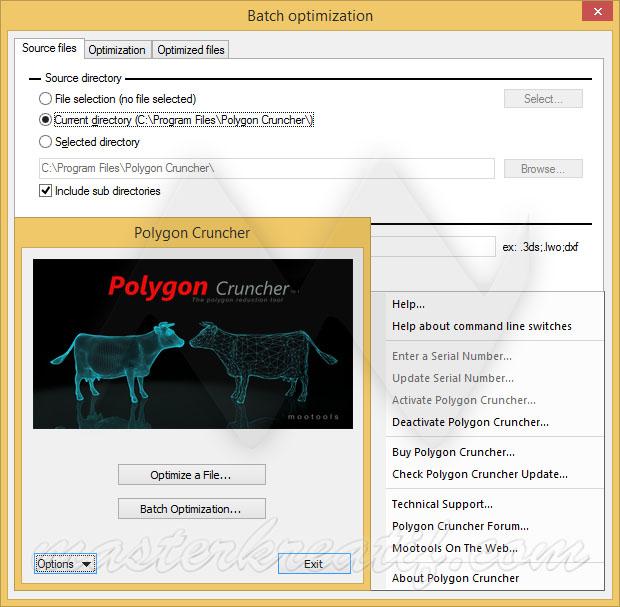 Polygon Cruncher 11