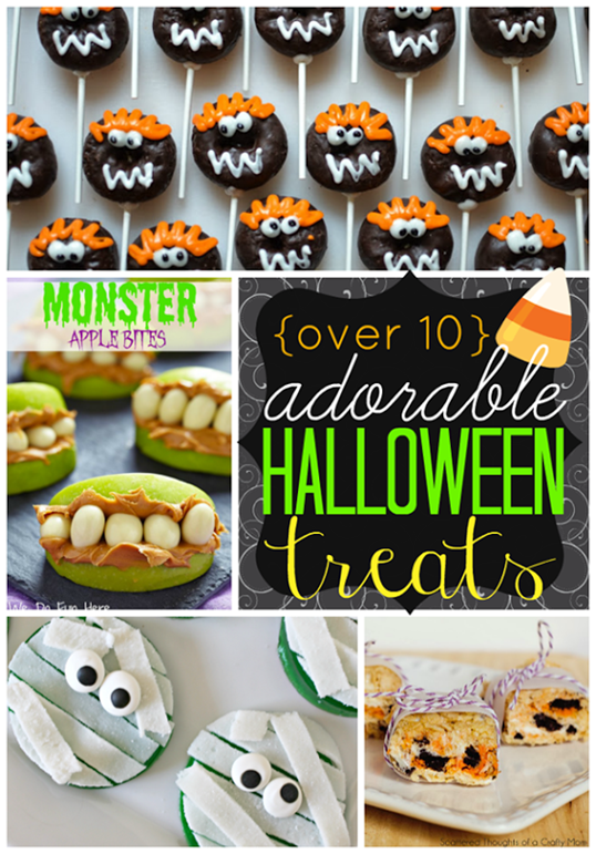 Over 10 Adorable Halloween Treats #halloween #gingersnapcrafts #features_thumb[3]