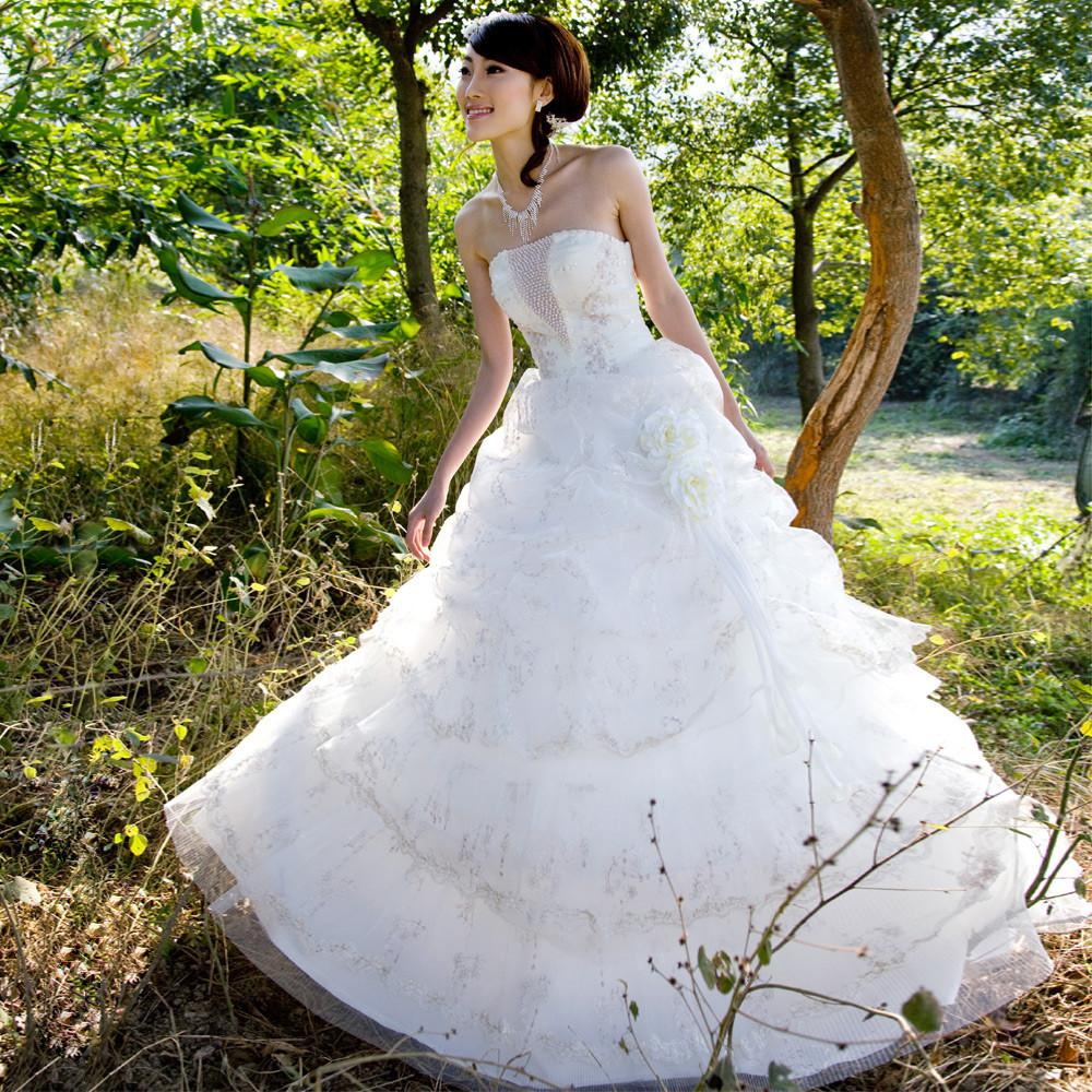The door bridal Wedding