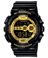 Casio G Shock : GD-100GB