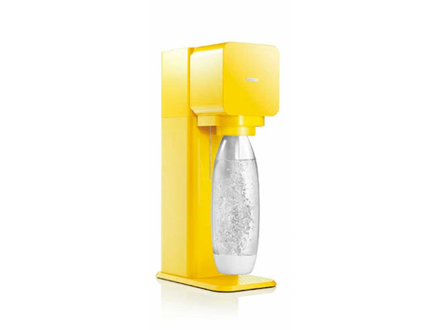 Gasatori Sodastream Play Giallo