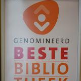 Opname promotiefilmpje bibliotheek Oude Pekela