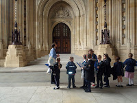School Council Visit to Houses of Parliament - October 2015
