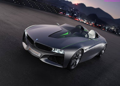 BMW Vision Concept Standard Resolution Wallpaper 4