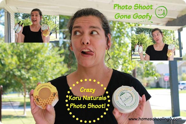 Koru Naturals Photo Shoot