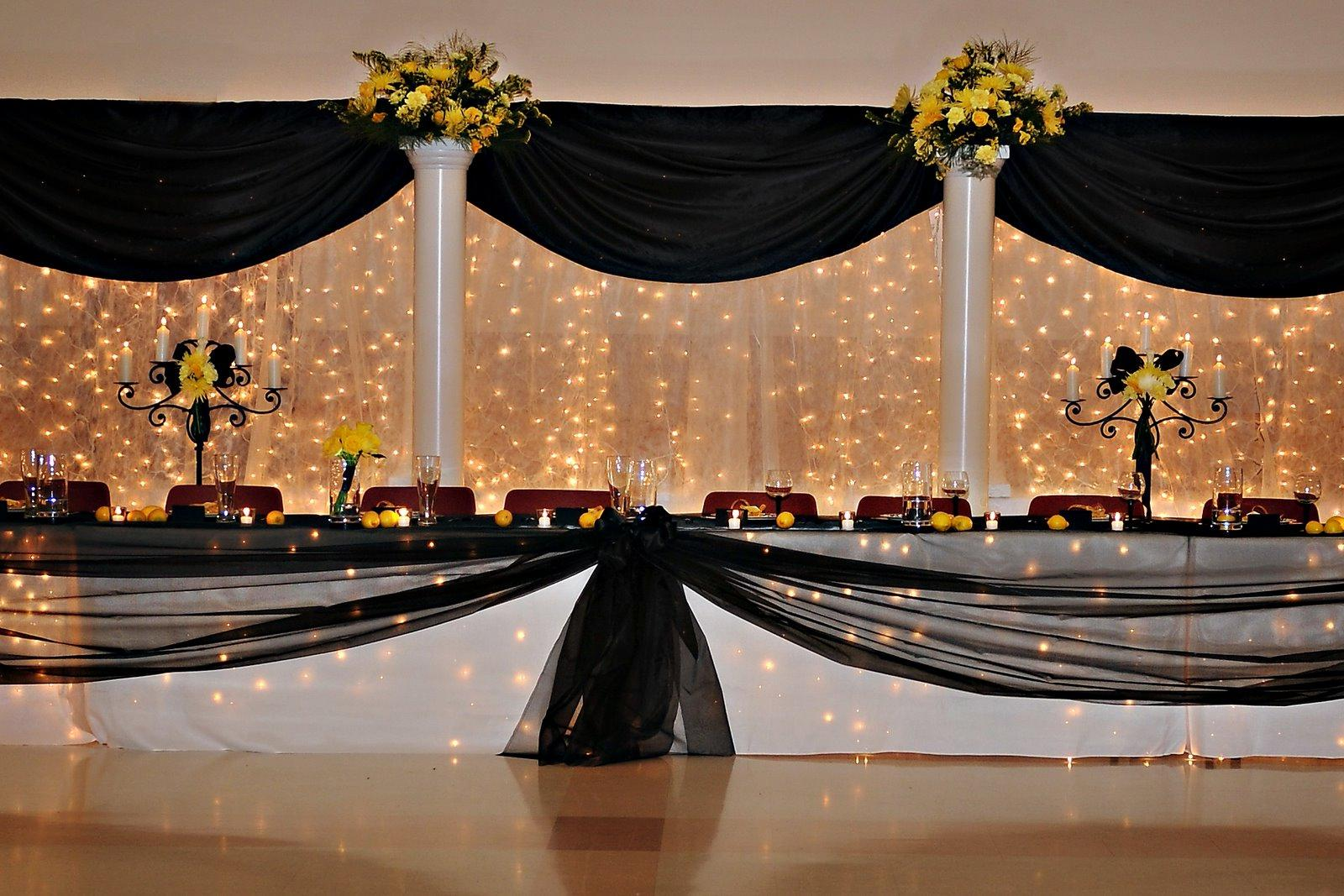Wedding Wednesday: Linens!