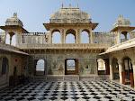 Udaipur : City Palace