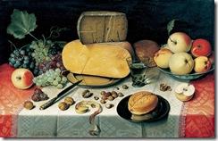 Food Still-life Floris_Claesz__van_Dyck 1613